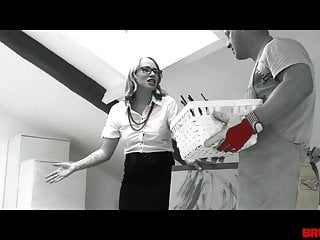 Anal blonde rough Brutal x - office slut takes a rough fuck
