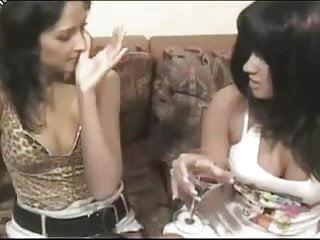 Free russian lesbian thumbnail pictures - 2 teen russian lesbian smoking enjoy...
