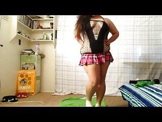 Man daily masturbation Horny fat chubby latina with nice ass masturbating daily-1
