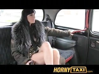 Free erotic literatre Hornytaxi escort trades anal for free ride