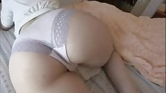 Stinky farts in sexy panties
