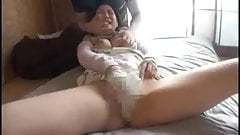 milky japanese wife