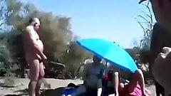 Beach  Voyeur III