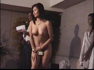 Nude pagent contestant Asian nude contest by snahbrandy
