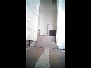 Boys bathroom hidden camera pissing Spy cam - public bathroom 15