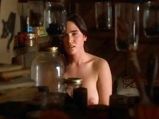 Connelly jennifer naked pic Jennifer connelly - slowmo heaving tits and panty upskirt.