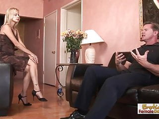 Vibrator in his ass stories - Cougar therapist helps her patient cure his sex addiction