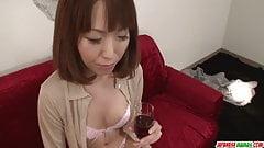 Nonoka Kaede toy porn in amazing Japanese scenes