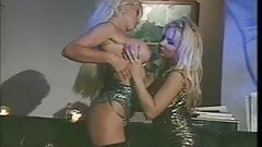 Carrington and Rachel - Two Hot Blond Girls.