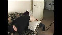spanking punishment belt