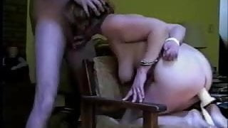 Slut Wife Bound And Facialed