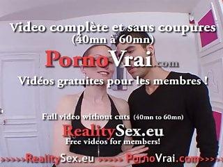 Sexuel elle porno Elle arrete pas de jouir pour son 1er porno french amateur
