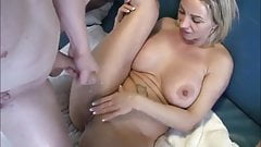 Shameless Mature Woman Likes Hot FUCK