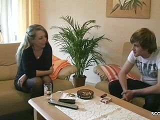 Free download young virgin porn videos German stepmom teach young virgin boy how to fuck when alone