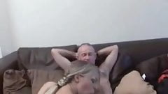 British slut Suzie Best gets fucked by an old bloke