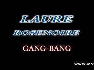 Laure manaudou porn - Laure rosenoire en gang bang