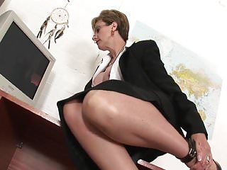 Adult in lady stocking British lady fucking on a table