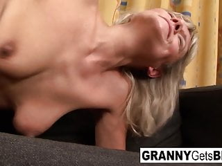 The hottest cocks - The hottest grannies getting bbc