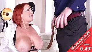 The maid's payback for her blunder