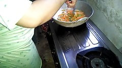 Nikmat bumil masak