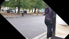 Candid big ass Somali girl pt 2