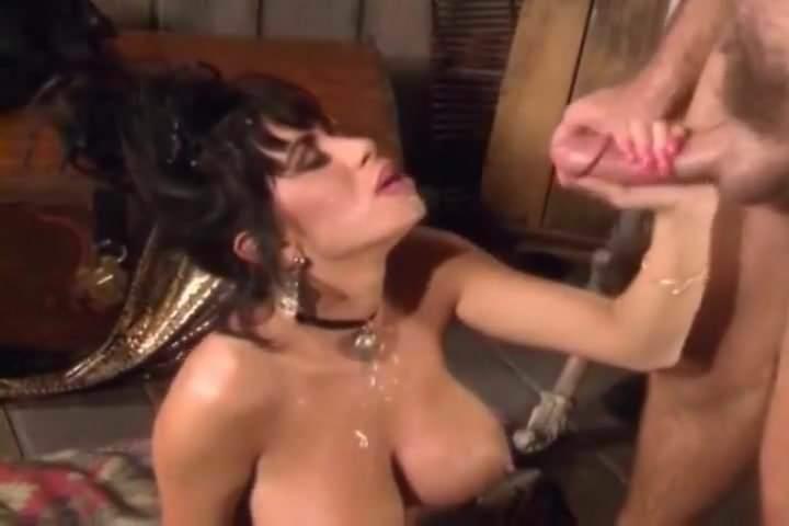 Big Natural Tits Brunette Solo