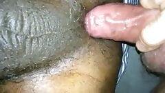 White Top BareFucks Little Dick Black Bitch