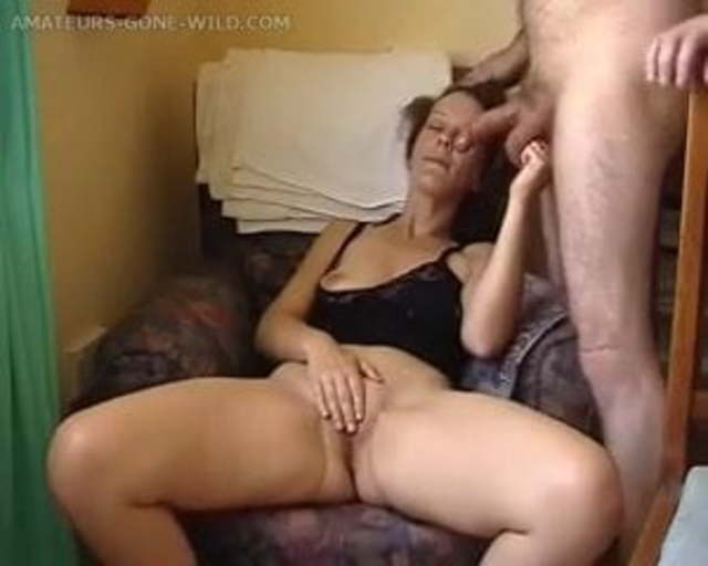Wife Cumming Friends Cock