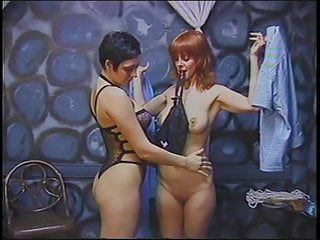 Atlanta ga fetish performers - Horny lesbians perform wild bdsm in dungeon