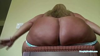 This big ass is looking for your face next
