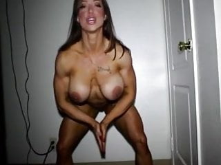 Amateur male bodybuilder Sexy bodybuilder girl