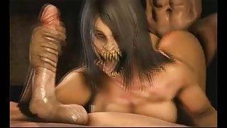 Mortal Kombat 3D Fuck Compilation (spidera1)