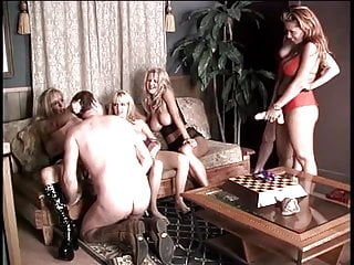 Over 70 anal sex The girls bend him over for anal fun