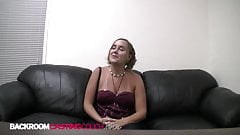 Moody 19 yo Charlotte Has Better Attitude With Cock In Mouth