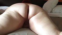Fat Cynthia Ass Flogging