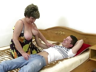 Most tender young boobs Tender mature mother wakes up not her son
