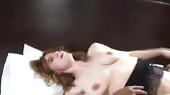 Vocal white wife with her daddy