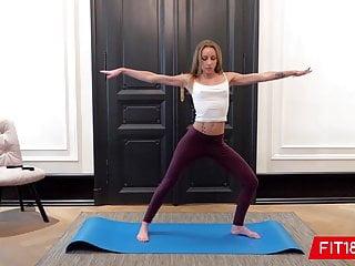 Umass fucked emily Fit18 - angel emily - skinny french yoga instructor fucked