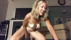 Small Saggy Tits Masturbation