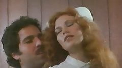 Red Head nurse Copper Penny & Ron Jeremy Vintage