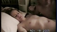 Hubbys Friend Cums Inside Her