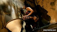 Young Hungarian Perfection - Gloryhole Blowjob