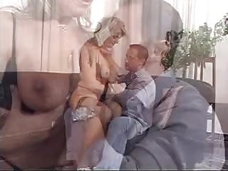Senior adult minister - Senior lady gets stuffed by young stud