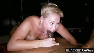 BLACKEDRAW This thick wife needed some fun after work