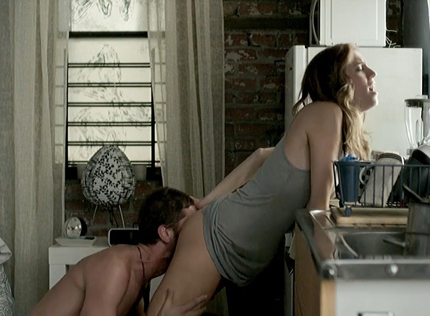 Allison Williams Naked