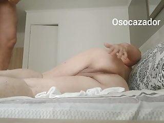 Sexy luisa corna Granny luisa patitas al hombro