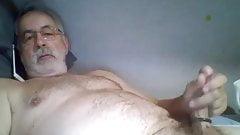 Stary wytrysk na kamerę 40