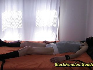 Cock tease orgasm denial - Ms ready cock ring play tease and denial