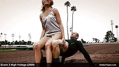 celebrity Amy Smart nude & crazy dirty sex actions on public