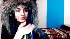 super hot goth emo teens webcam tattoo piercing tease